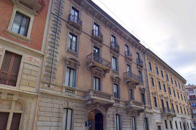 Edificio de Milán proyecto 2N.
