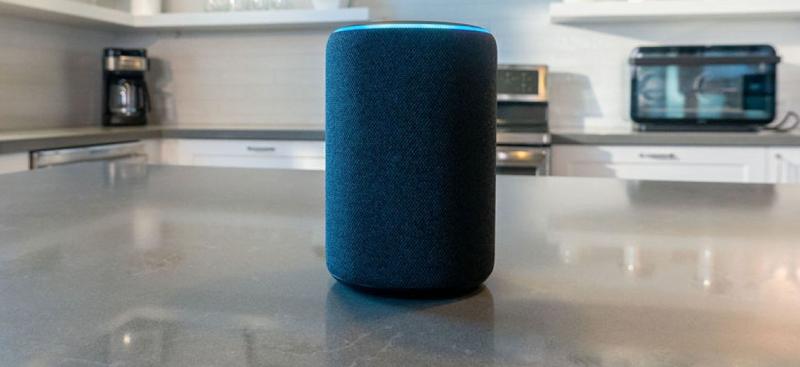 Alexa para residencial de Amazon.