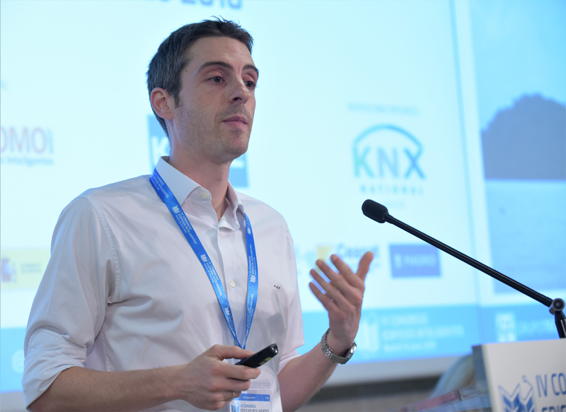Casto Cañavate, Marketing Manager de la Asociación KNX.