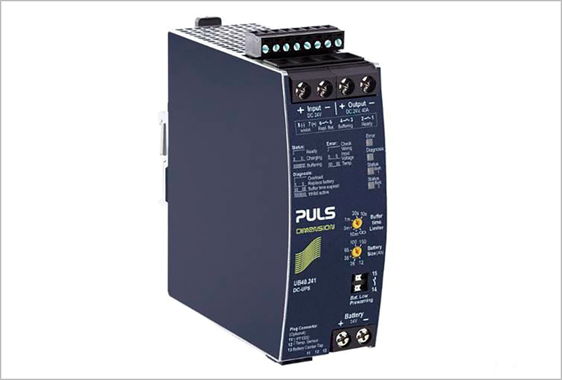 Módulo UB40 de Electrónica OLFER.