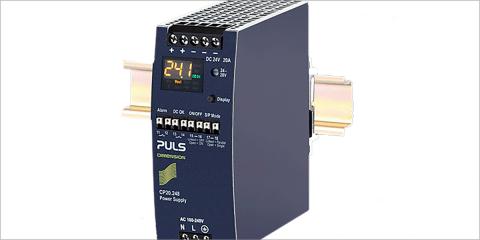 El catálogo de Electrónica OLFER incluye una fuente de alimentación con limitación de arranque