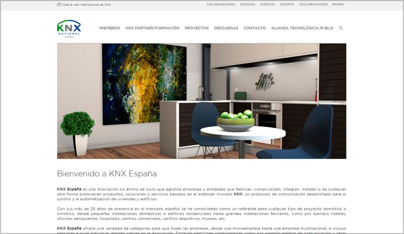KNX España.