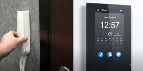 Qvadis One, un nuevo concepto de telefonillo