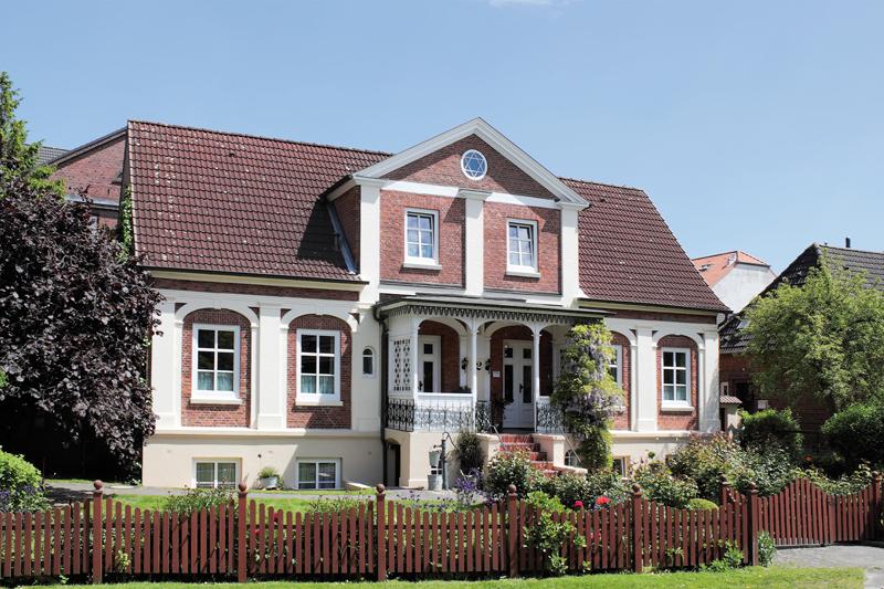 Villa de Múnich con soluciones 2N.