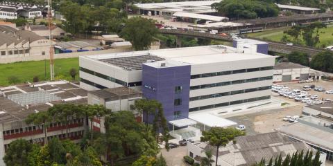 Automatización y control para aumentar el ahorro energético en la nueva sede de Sanepar en Brasil