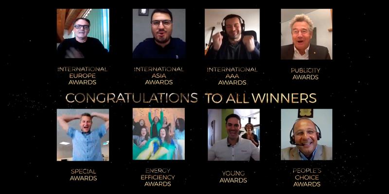Ganadores de KNX Awards 2020.