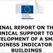 Informe final sobre el soporte técnico para el desarrollo de un indicador de preparación inteligente para edificios