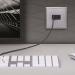 Jung renueva la gama de enchufes Schuko con tomas USB A-C y carga rápida