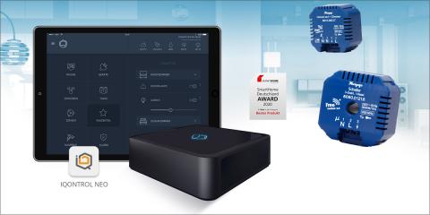 Control de radio universal que ofrece una mayor compatibilidad con los dispositivos inteligentes