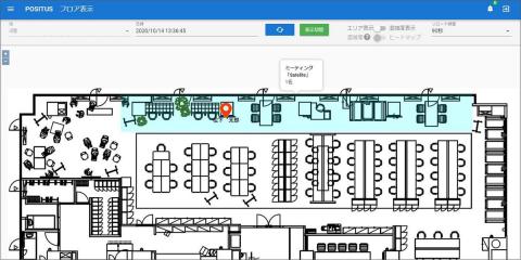 Solución de ubicación de personas y objetos que mejora la gestión de los espacios