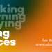 Más de 160 proyectos se presentan a Living Places Simon Architecture Prize 2020