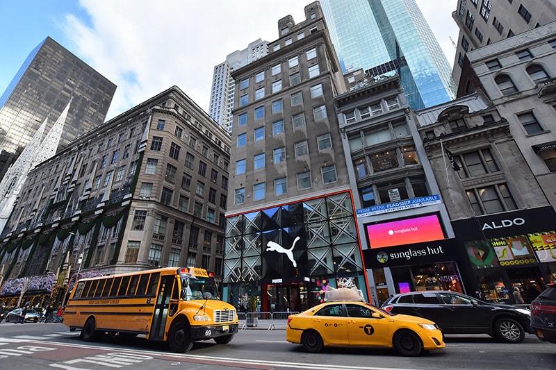 Edificio de Manhattan con las soluciones de 2N.