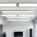 Iluminación inteligente DALI, sensor de movimiento y detector de luz natural para oficinas