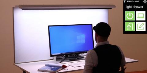 El proyecto Repro-Light desarrolla la iluminación inteligente y sostenible centrada en las personas
