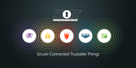 Confiabilidad en los dispositivos inteligentes y una conectividad más segura gracias a la tecnología del proyecto Scott