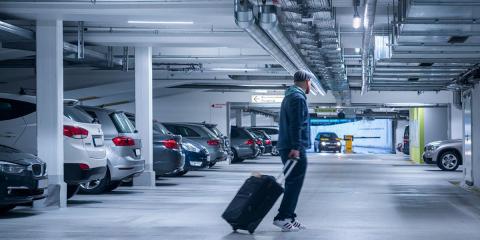 Un aparcamiento municipal de Sauerland en Alemania apuesta por la iluminación inteligente y eficiente de Trilux