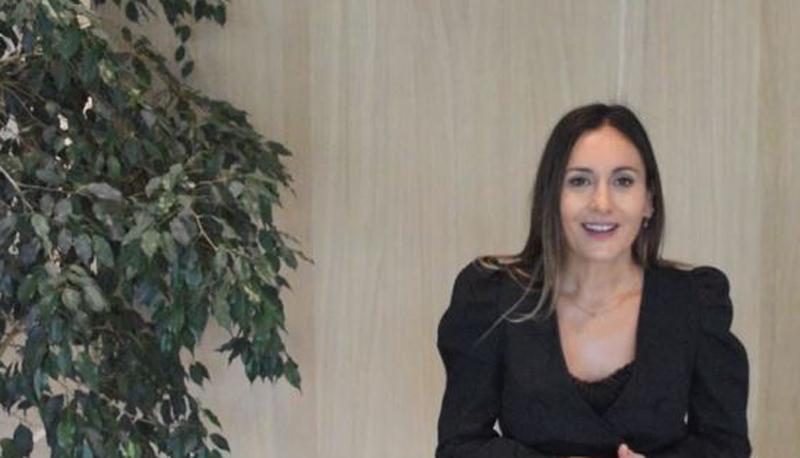 Idoia Matas, responsable de Comunicación ABB Electrification.