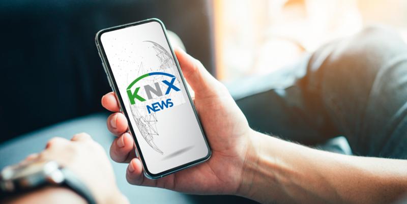 Aplicación KNX News.