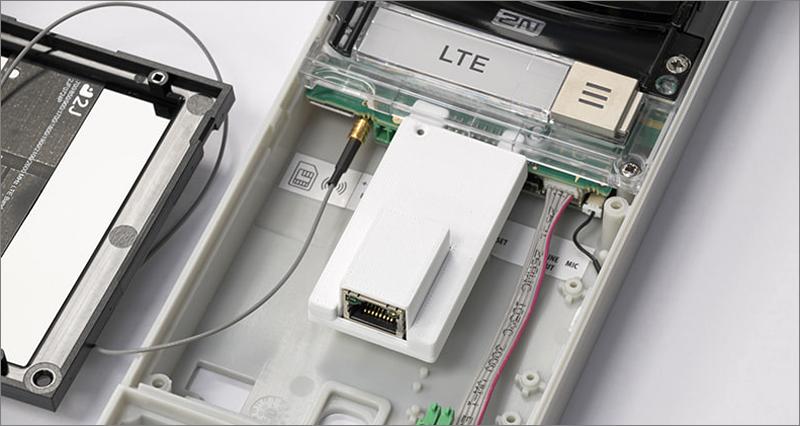 2N LTE Verso Debug Module.