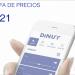 Bluetooth, DALI y aplicaciones contra el COVID-19, en el catálogo de precios 2021 de Dinuy