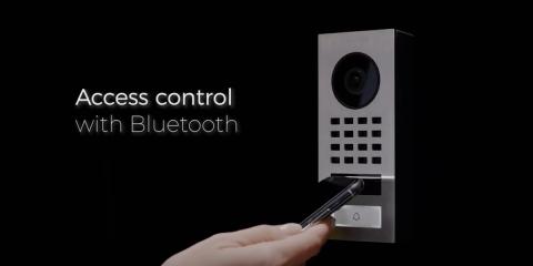 Intercomunicador IP DoorBird con bluetooth