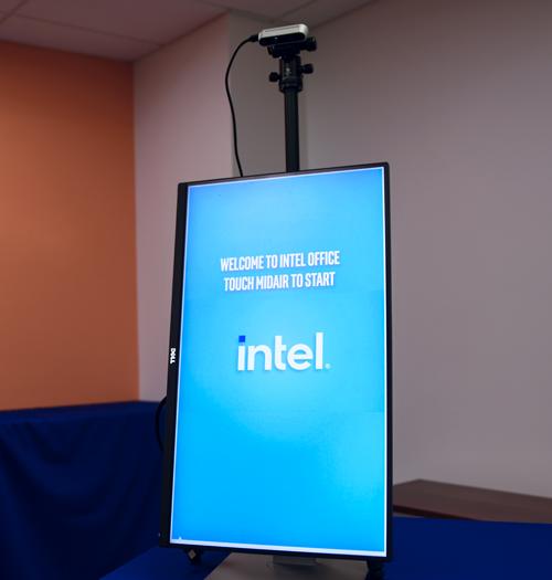 Intel RealSense TCS.