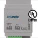 Pasarela de Intesis que conecta los cargadores VE OCPP con los sistemas BMS Modbus