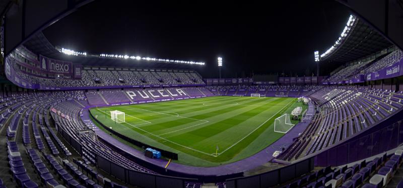 Estadio José Zorrilla.