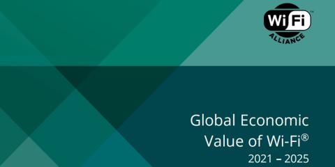 El estudio 'Global Economic Value of Wi-Fi 2021-2025' muestra la consolidación del uso del estándar en los mercados español y europeo