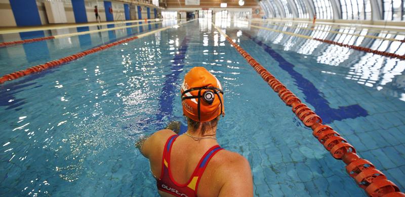 Sistema inteligente de piscinas.