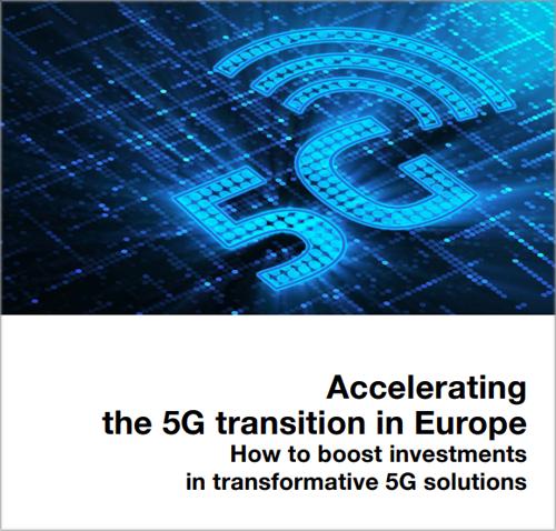 Inversión 5G en Europa.