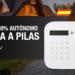 Sistema de alarma de intrusión a pilas de VESTA/By Demes