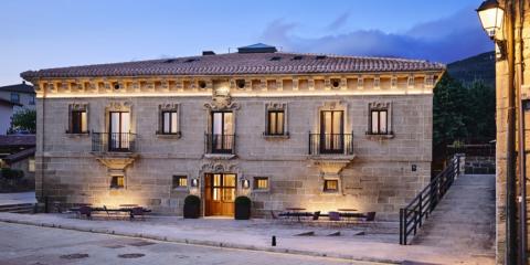 El Palacio de Samaniego del siglo XVIII en Álava incorpora iluminación y climatización inteligentes gestionadas de forma remota