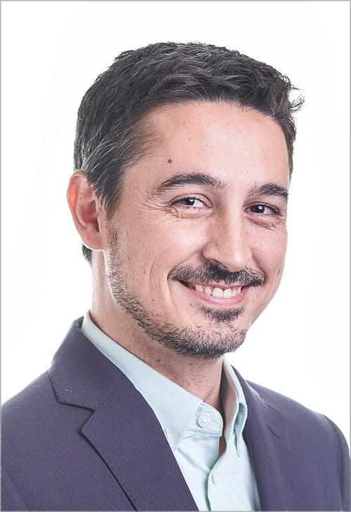 Jaime Durbán, nuevo Vertical Specialist para la región de EMEA de Milestone Systems.