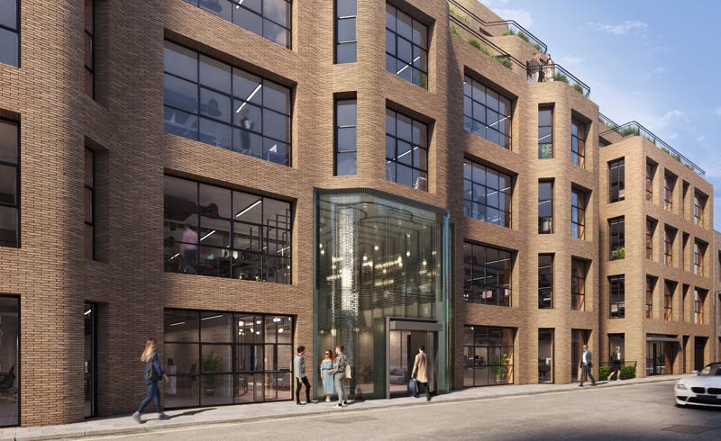 Edificio Southworks Reino Unido.