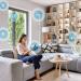 Nueva línea de productos de seguridad, consumo energético y confort para las viviendas