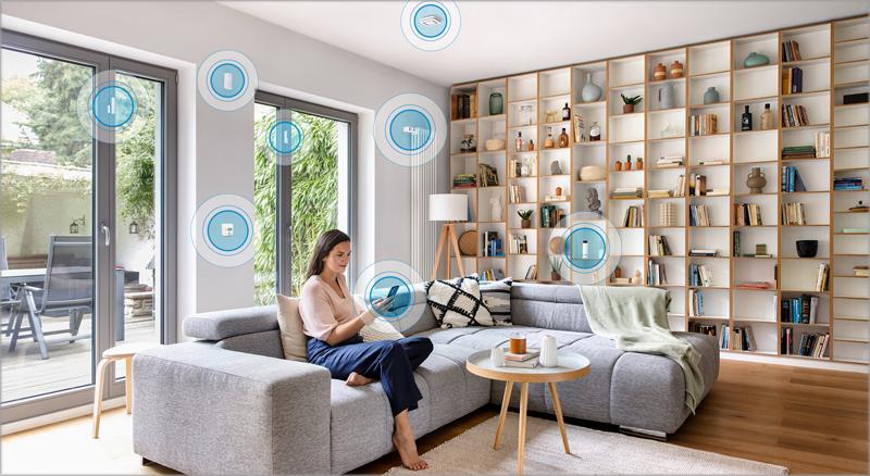 Bosch Smart Home.