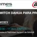 Gama de switch industrial y comercial, tema principal de la nueva formación online de By Demes