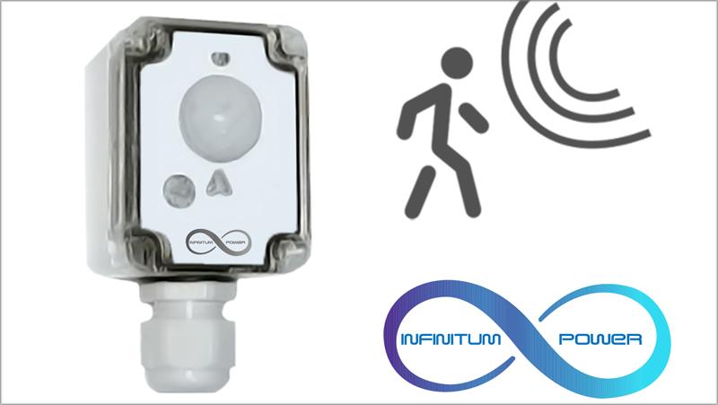 Sensor Casambi BLE de Electrónica OLFER.