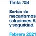 Disponible el catálogo Tarifa 708 de Hager que incorpora nuevos dispositivos inteligentes