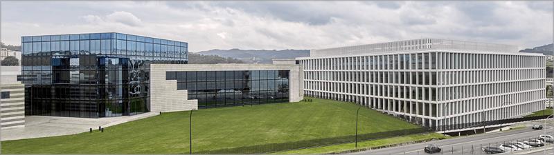 Edificio de Inditex.