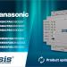 La AC interface para Panasonic de Intesis incorpora la función de control de consumo energético