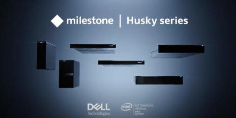 Presentación de la nueva serie Milestone Husky