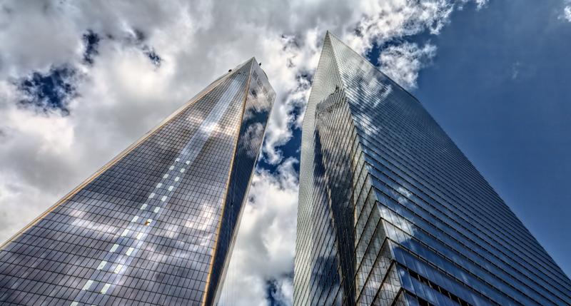 Rascacielos.