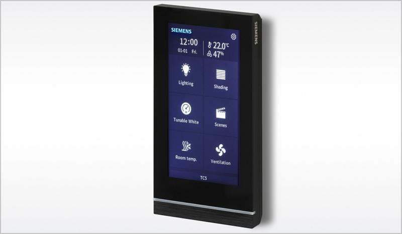 Touch Control TC5 de Siemens.