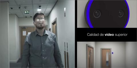 Illustra Insight: detección inteligente de movimiento de personas