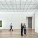 El museo Fondation Beyeler en Suiza instala las lentes de zoom con control bluetooth de Zumtobel