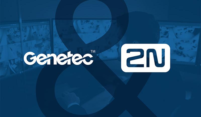 2N y Genetec.