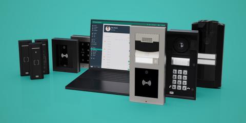 El sistema de control de acceso centralizado de 2N dispone de una nueva versión de software