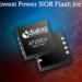 Dispositivos flash de menor consumo energético para desarrollar productos IoT, distribuidos por Aditel